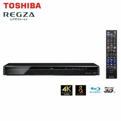 【即納】【返品OK!条件付】東芝 レグザ ブルーレイディスクレコーダー 時短 3TB HDD内蔵 3番組同時録画 4K対応 DBR-T3008【KK9N0D18P】【120サイズ】