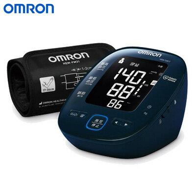 【返品OK!条件付】オムロン 上腕式血圧計 HEM-7281T ダークネイビー 【KK9N0D18P】【60サイズ】