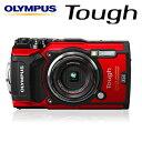【返品OK 条件付】オリンパス コンパクトデジタルカメラ Tough TG-5 TG-5-RED レッド 【KK9N0D18P】【80サイズ】