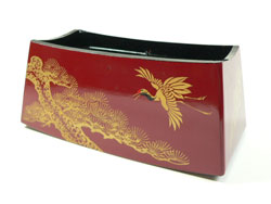 デッドストック 箱枕 はこまくら ハコマクラ 箱枕 販売結い髪職業の方 成人式 コレクションに 文化研究【送料無料】【お一人様1個まで】 エムールライフ