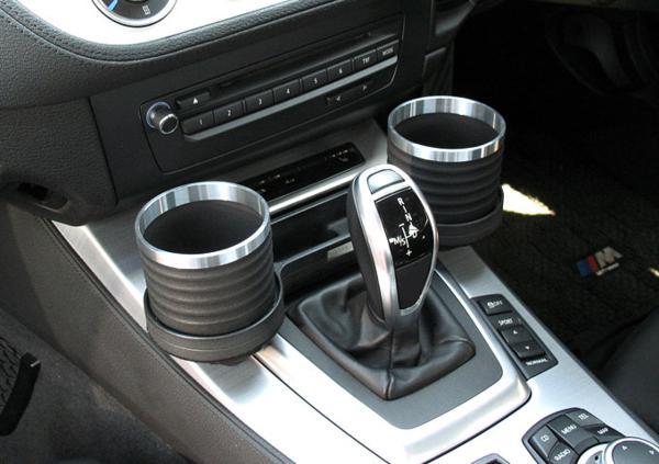 【楽天市場】【m S】e89 Bmw Z4 Zシリーズ クーペ Mクーペ Mロードスター Alcabo社製 ドリンクホルダー ブラック カップタイプ (左右h 灰皿付車用 ビーエム
