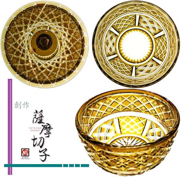 【 - 薩摩切子 - 】創作 茶道具 - 水指...の紹介画像3