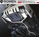 【M's】 マーク X G's 両側 4本出し マフラー / ROWEN / ロウェン // オールステンレス / TOYOTA MARK X Gs GRX 1...