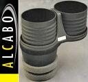 【M's】F07 F10 F11 BMW 5シリーズ(2011y-)ALCABO ドリンクホルダー(ブラック)//AL‐B112B アルカボ カップホルダー 523i 528i 535i 550i M5 B5