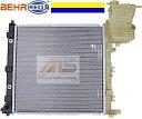 【M's】W638 ベンツ Vクラス 直4 M111(1999y-2003y)BEHR_HELLA製 ラジエーター (※ センサー無しタイプ)//純正OEM V638 V200 V230 638-501-3401 6385013401 ラジエター