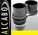 【M's】W117 ベンツ AMG CLAクラス(2013y-)ALCABO ドリンクホルダー(ブラック カップタイプ)//アルカボ カップホルダー 黒 C117 X117 CLA180 CLA250 CLA45 4ドアクーペ シューティングブレイク AL-M313B ALM313B