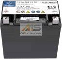 【M's】ベンツ AMG W222 W221 Sクラス/W216 CLクラス 純正品 バックアップバッテリー(12V-12Ah)//正規品 オグジュアリーバッテリー スターターバッテリー S350 S400h S450 S500 S550 S63 CL500 CL550 CL63 000-982-9308 0009829308 004-982-0008 0049820008