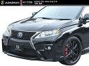 【M's】LEXUS RX 10 後期(H24.4-H27.9)フロント バンパー / 450h/350/270 / AIMGAIN/エイムゲイン エアロ // レクサス / 純VIP GT FRONT BUMPER SPOILER