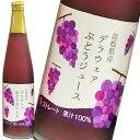 島根ワイナリー 島根県産ぶどう使用!ぶどうジュース デラウェア 500ml×2本