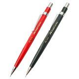 ★邮件投递160日元对应可能★fabakasuteru的彩色鲜艳的制图用自动铅笔。即使普通用可以使用也。fabakasuteru 制图用自动铅笔 FE3000(绿)[《メール便可》 ファーバーカステル 製図用シャープペンシル FE3000(緑)・F