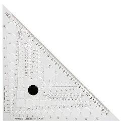 【バンコテンプレートプラス】【テンプレートプラス348-45】【三角定規】バンコテンプレートプラス三角定規45°348-45建築士試験受験者の声から生まれた話題のテンプレート05P123Aug12