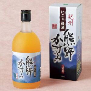 紀州にごり梅酒 熊野かすみ 720ml【天満天神...の商品画像
