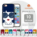 【 monospiffy 】 iPhone 7 ケース iPhone8 ケース iPhone 6 ケ...
