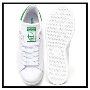 adidasStanSmithSneakerアディダススタンスミスメンズシューズスニーカーCoreWhite/Green(白/緑)ホワイトグリーンM20324【国内即納】【正規品】