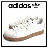 �ڴ�ָ���SALE����19800�� ��17800�ߡڴ����� adidas ORIGINALS�ʥ��ǥ�������STAN SMITH Sneaker (�����󥹥ߥ�) ��� / ��ǥ����� ���塼�� ��˥��å��� ���ˡ����� FTWWHT/FTWWHT/GUM4(�ۥ磻��/����) S85434 �ڳ�Ȣ���᡼�������