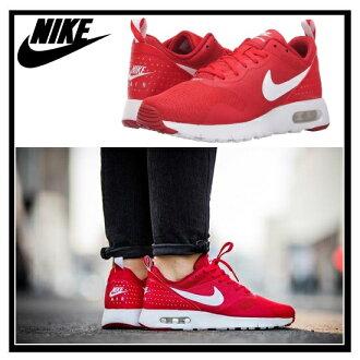 耐克 (Nike) 空氣最大傷亡 (GS) (空氣馬克斯忙著張燈結綵 (GS)) 婦女的運動鞋 (大學紅/白-健身房紅) 紅/白色 (814443 601) 無止境的旅途 (無休止的旅行)
