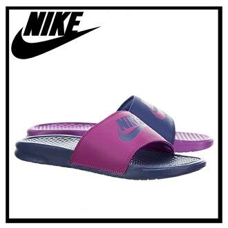 耐克 (Nike) 女性 BENASSI JDI 不匹配 (不匹配 Benassi JDI) 健康洗澡涼鞋 (DK 紫色灰塵/超紫) 紫色/紫 (819696 550) 無止境的旅途 (無休止的旅行)