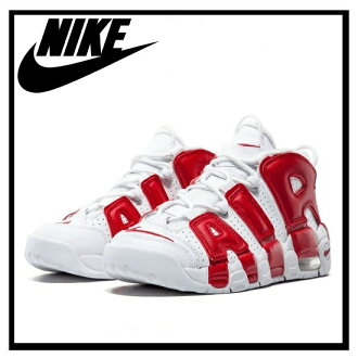 耐克 (Nike) 空氣更快節奏 (GS) (空氣更貼身) 白/大專紅色運動鞋 (白/紅) 415082 100 無止境的旅途 (無休止的旅行)