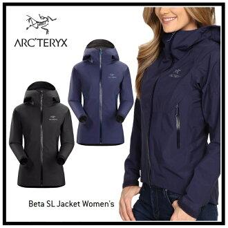 ARC'TERYX Arc'Teryx BETA SL 夾克婦女 (婦女的 Beta SL 夾克) 戈爾特斯戈爾特斯硬殼山穿 10969 無止境的旅途 (無休止的旅行)