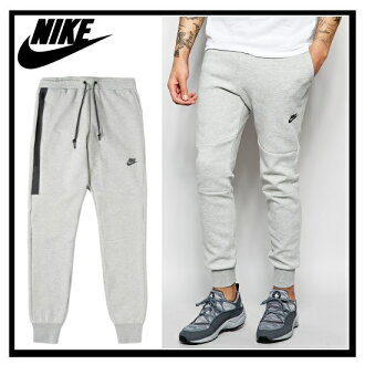 NIKE(耐吉)NIKE TECH FLEECE PANTS技術fleece褲子緊身牛仔褲DARK GREY HEATHER/DARK GREY HEATHER/BLACK(灰色)545343 066 ENDLESS TRIP(永無休止的旅行)
