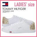 【日本未入荷! 海外限定! レディース モデル】 TOMMY HILFIGER (トミー ヒルフィガー) WOMENS LUNE (ルナ) WOMENS ウィメンズ スニーカー WHITE LL (ホワイト) TW LUNE WHITE ENDLESS TRIP ENDLESSTRIP エンドレストリップ