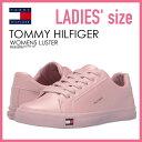 【日本未入荷! 海外限定! レディース モデル】 TOMMY HILFIGER (トミー ヒルフィガー) WOMENS LUSTER (ラスター) WOMENS ウィメンズ スニーカー LIGHT PINK LL (ピンク) TW LUSTER LIGHT PINK ENDLESS TRIP ENDLESSTRIP エンドレストリップ