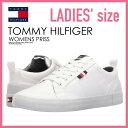 【希少!大人気!レディース モデル】 TOMMY HILFIGER (トミー ヒルフィガー) WOMENS PRISS (プリス) スニーカー WHITE MULTI FABRIC (ホワイト) TW PRISS WHITE MULTI FABRIC ENDLESS TRIP ENDLESSTRIP エンドレストリップ
