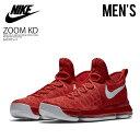 【入手困難!大人気!メンズ モデル】 NIKE(ナイキ)ZOOM KD 9 (ズーム) MENS スニーカー ケビン・デュラント バスケットボール UNIVERSITY RED/WHITE (レッド/ホワイト) 843392 611 ENDLESS TRIP ENDLESSTRIP エンドレストリップ