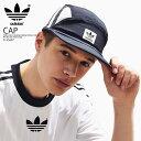 Bags, Accessories, Designer Items - 【入手困難! 大人気!】adidas(アディダス) 3 STRIPE CAMPER CAP (3ストライプス キャンパー キャップ) 帽子 メンズ レディース BLACK/WHITE (ブラック/ホワイト) 5145687 ENDLESS TRIP エンドレストリップ