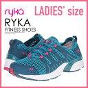 【希少!大人気!レディース モデル】 RYKA (ライカ) HYDRO SPORT 2 (ハイドロ スポーツ 2) ウィメンズ アクア フィットネス エクササイズ シューズ スニーカーENAMEL BLUE/BLUE CORAL/RYKA PINK (ブルー/ピンク) C8054M3402 ENDLESS TRIP (エンドレス トリップ)