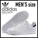 【メンズ】幻のスニーカーが数量限定で遂に入荷!adidas Stan Smith Sneaker アディダス スタンスミス シューズ スニーカー RUNNING WHITE/NEW NAVY(ホワイト×ネイビー) M20325