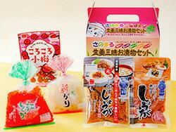 【しょうが 詰め合わせ】佐野市のゆるキャラ「さのまる」とのコラボ商品!遠藤食品オリジナルギ…...:endo-foods:10000021