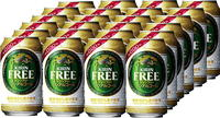 Kirin free (alcohol-free) 350ml×24 book