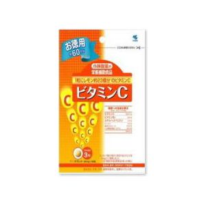 Kobayashi-made drugs vitamin C 180 grain (60,-) fs3gm