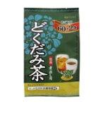 【井藤汉方】价廉而适用 蕺菜茶3g62袋[【井藤漢方】徳用 どくだみ茶 3g62袋]