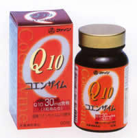 Fine Coenzyme Q10-30 60 tablets fs3gm