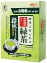【日清オイリオグリープ】 日清 食事のおともに食物繊維入り緑茶 60包入り【P25Apr15】