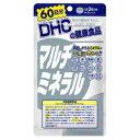 【DHC】DHCの健康食品マルチミネラル 60日分(180粒)【P25Apr15】