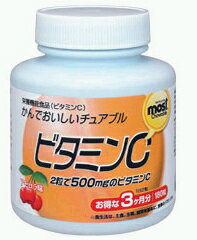 MOST chewable vitamin C 180 grit