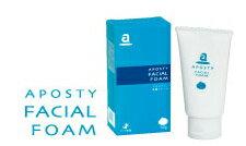 Zeria shinyaku アポスティー facial foam 120 g * order items