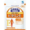 小林製薬の栄養補助食品 ビタミンE 120粒(約60日分)【P25Apr15】
