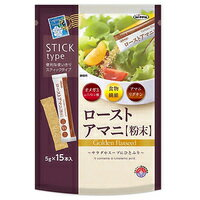 ローストアマニ粉末5g×15本日本製粉