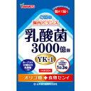 全品3%OFFクーポン!! 7/24 23:59まで【山本漢方】 乳酸菌粒 90粒