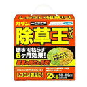 【お取り寄せ商品】【フマキラー】カダン 除草王 オールキラー粒剤 2kg