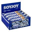 【soyjoy】【12本セット!!】ソイジョイ ブルーベリー...