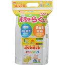 【森永】フォローアップミルクチルミル エコらくパックはじめてセット 800g(400g×2袋)