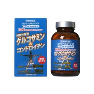 Glucosamine & chondroitin-250 mg × 720 grain * ordered goods fs3gm