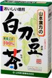 山本漢方 白刀豆茶(なたまめちゃ)100% 6g×12包【P25Apr15】