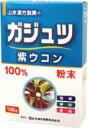 山本漢方 ガジュツ 紫ウコン粉末100% 100g【P25Jan15】