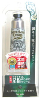 デオナチュレ foot finger exposed from cream 30 g fs3gm